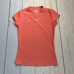 Under Armour Women's Coral Short Sleeve Shirt